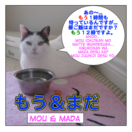 How To Use 'う Á¾ã Mou Mada Maggie Sensei You still hold me tight, you won't let go ↑ the title 'kokoronashi', written in these kanji 心做し, is an expression meaning 'somehow' or 'somewhat'. how to use もう まだ mou mada maggie sensei
